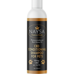 Naysa Conditioning Shampoo for Pets