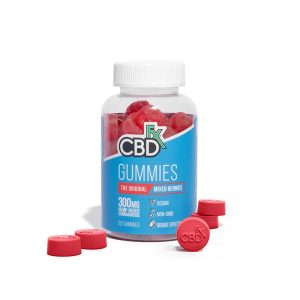 CBDfx CBD Gummies 300mg