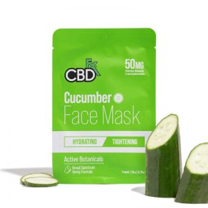 CBDfx CBD Cucumber Face Mask