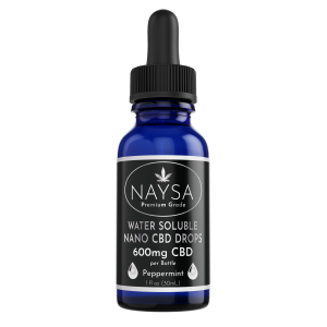 Naysa Water Soluble Nano Tincture Drops