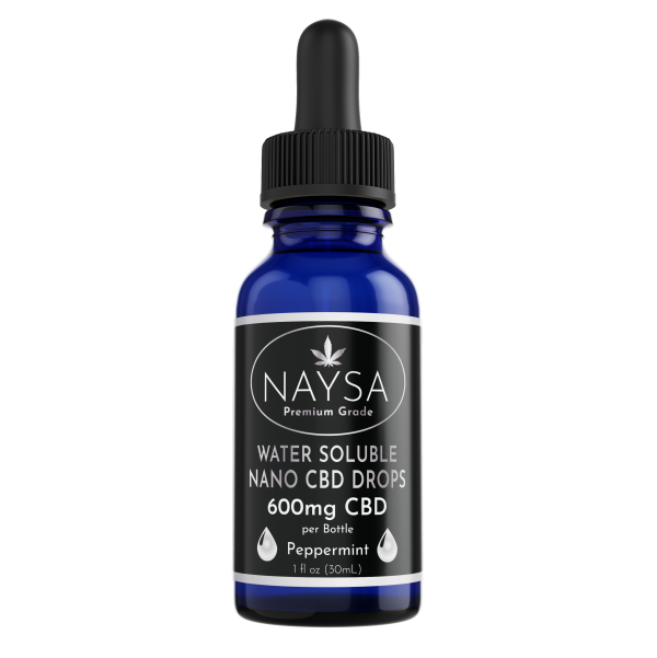 Tinctures Naysa Water Soluble Nano Tincture Drops