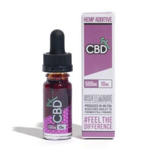 CBDfx CBD Oil Vape Additive