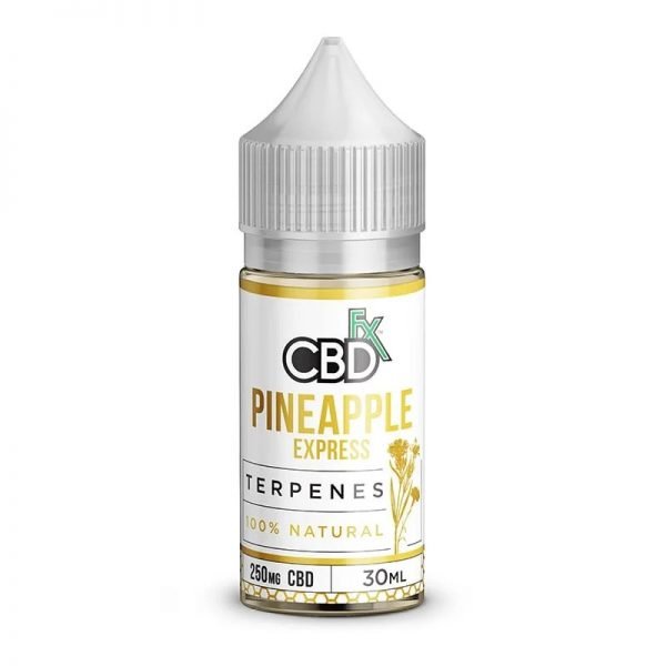 Smokable - CBDfx Pineapple Express CBD Terpenes Oil