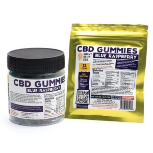 Sunny Skies CBD – CBD Full-Spectrum Gummies