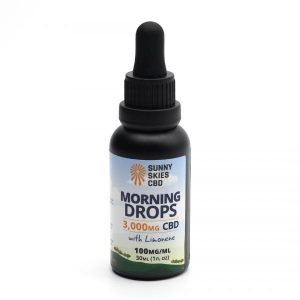 Sunny Skies CBD – CBD Morning Drops