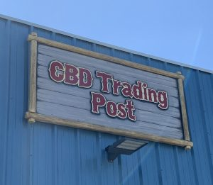 CBD Trading Post - Rockport