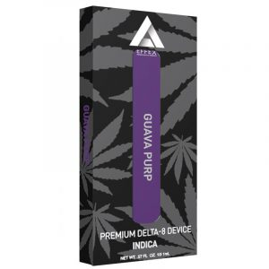 Delta Effex Guava Purp Premium Delta 8 THC Disposable